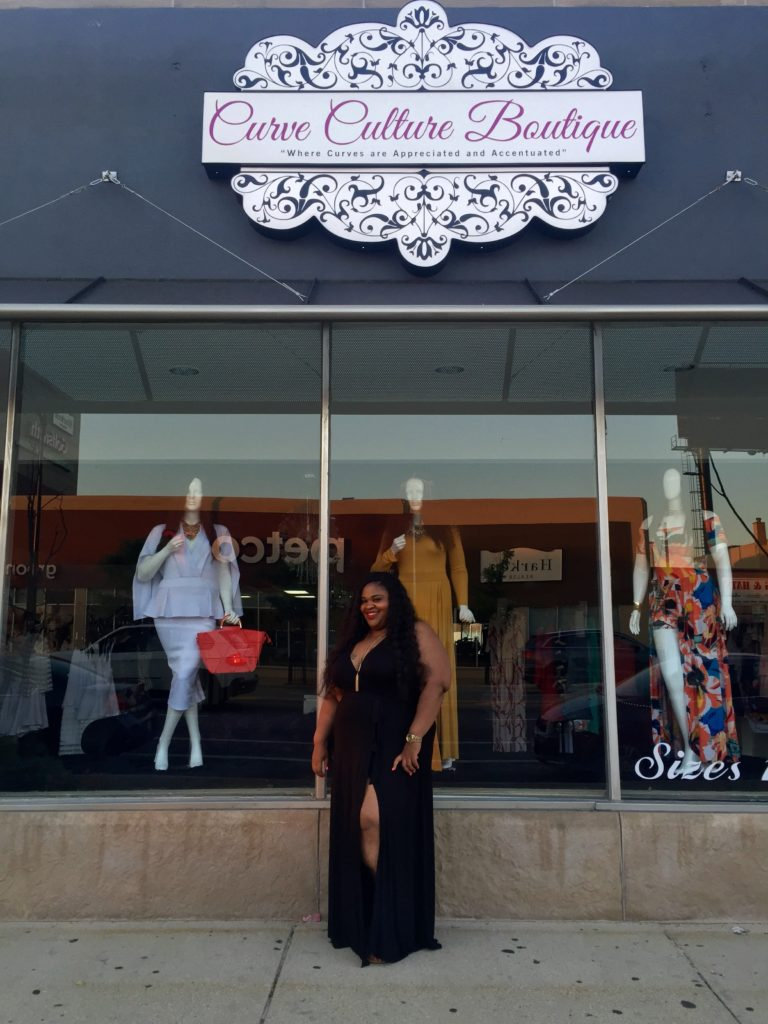 Mrs. Qiana Allen, Boutique Owner